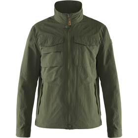 Fjällräven Travellers MT Veste Homme, laurel green